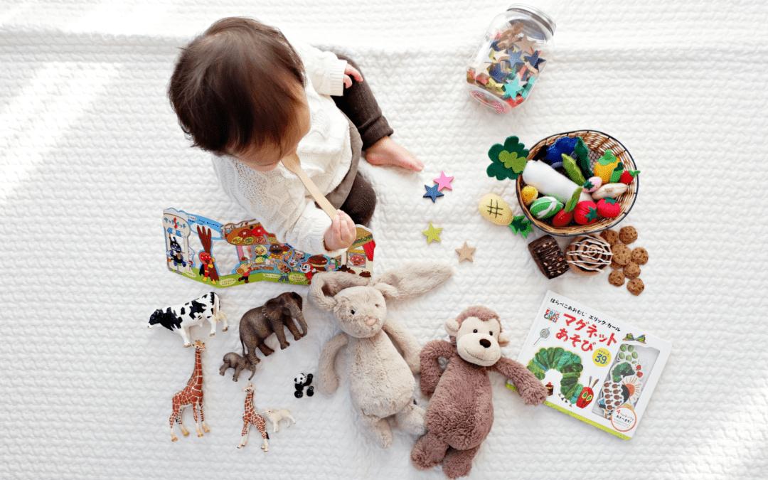 Benefits of Educational Toys | Kiddy Companion
