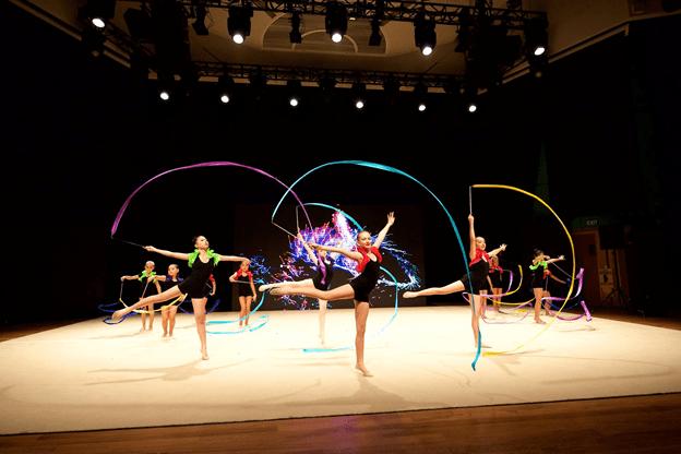 Bianka Panova Sport and Art Academy