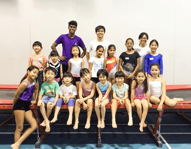 Raffles Gymnastics Academy
